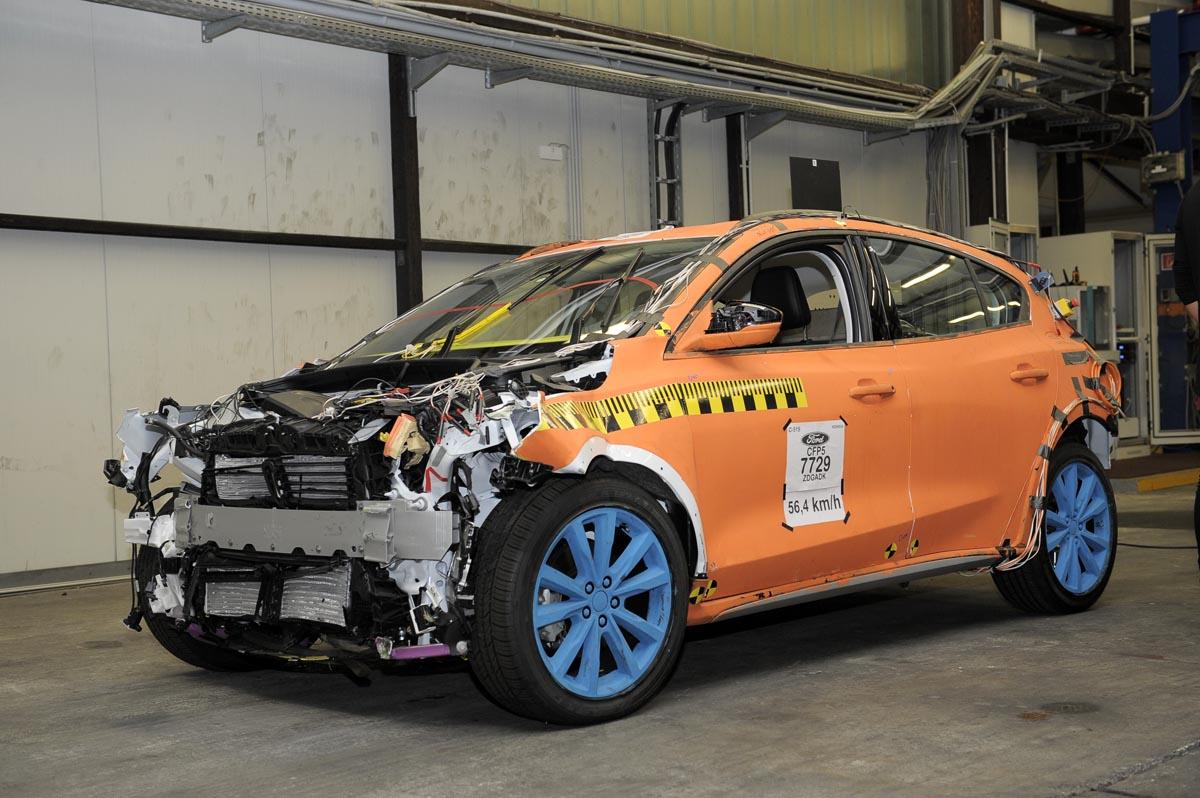 Photo of Euro NCAP: Πως το νέο Ford Focus έφτασε τα 5 αστέρια και μία από τις υψηλότερες βαθμολογίες;