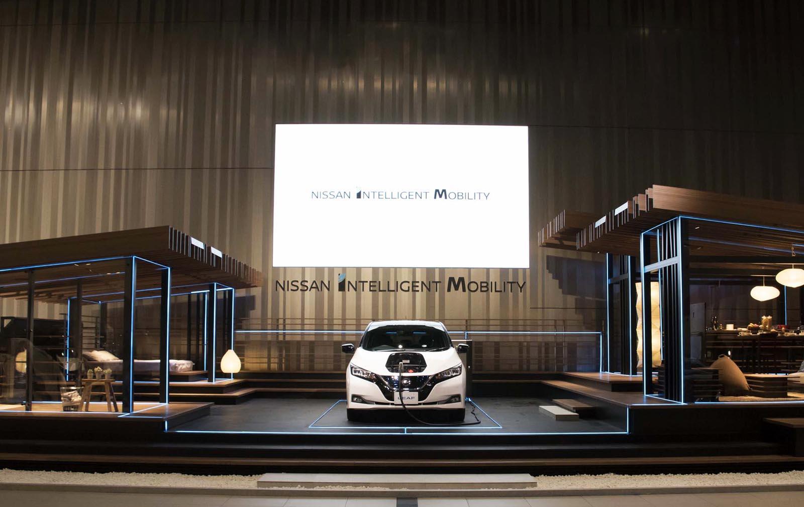 Photo of Η Nissan παρουσιάζει τo Ενεργειακό Σπίτι