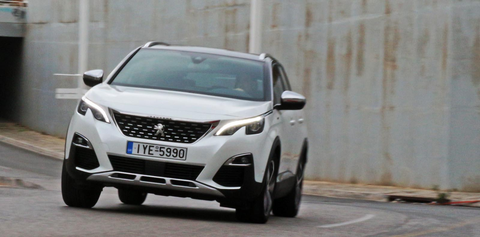 Photo of Peugeot 3008 GT 2.0 BlueHDi 180 [test drive]