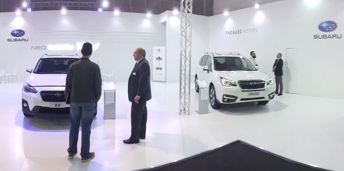 Photo of H Subaru στην ΑΥΤΟΚΙΝΗΣΗ 2018
