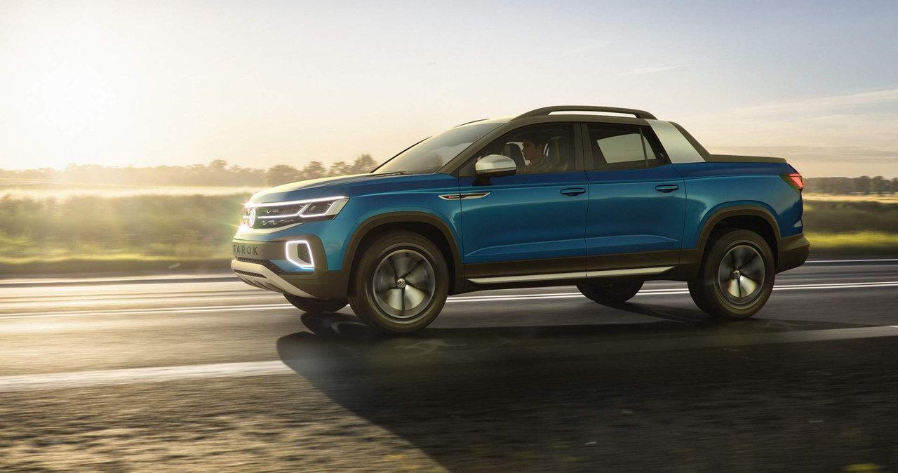 Photo of Πρώτη γεύση για το νέο pick-up της VW… μέσω Tarok!