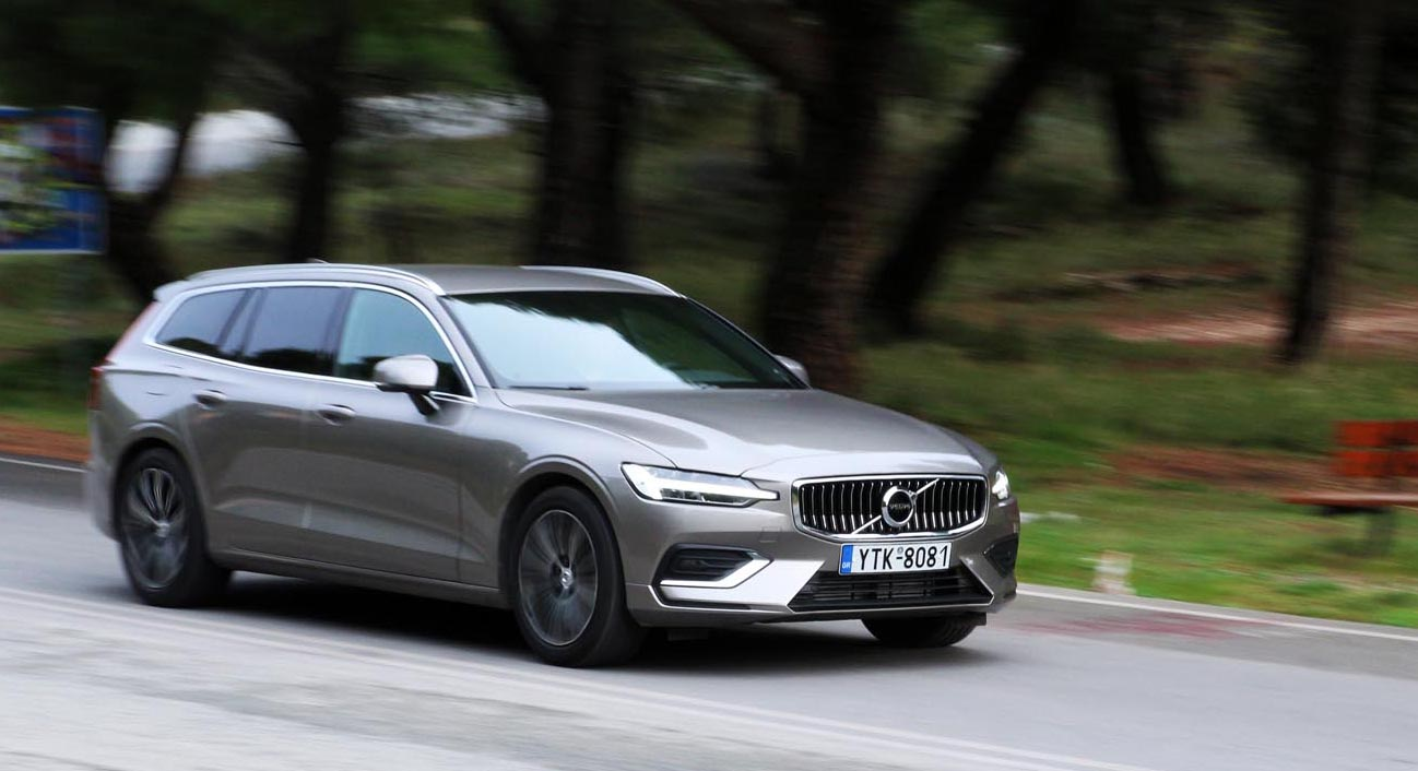Photo of Volvo V60 T6 AWD [test drive]