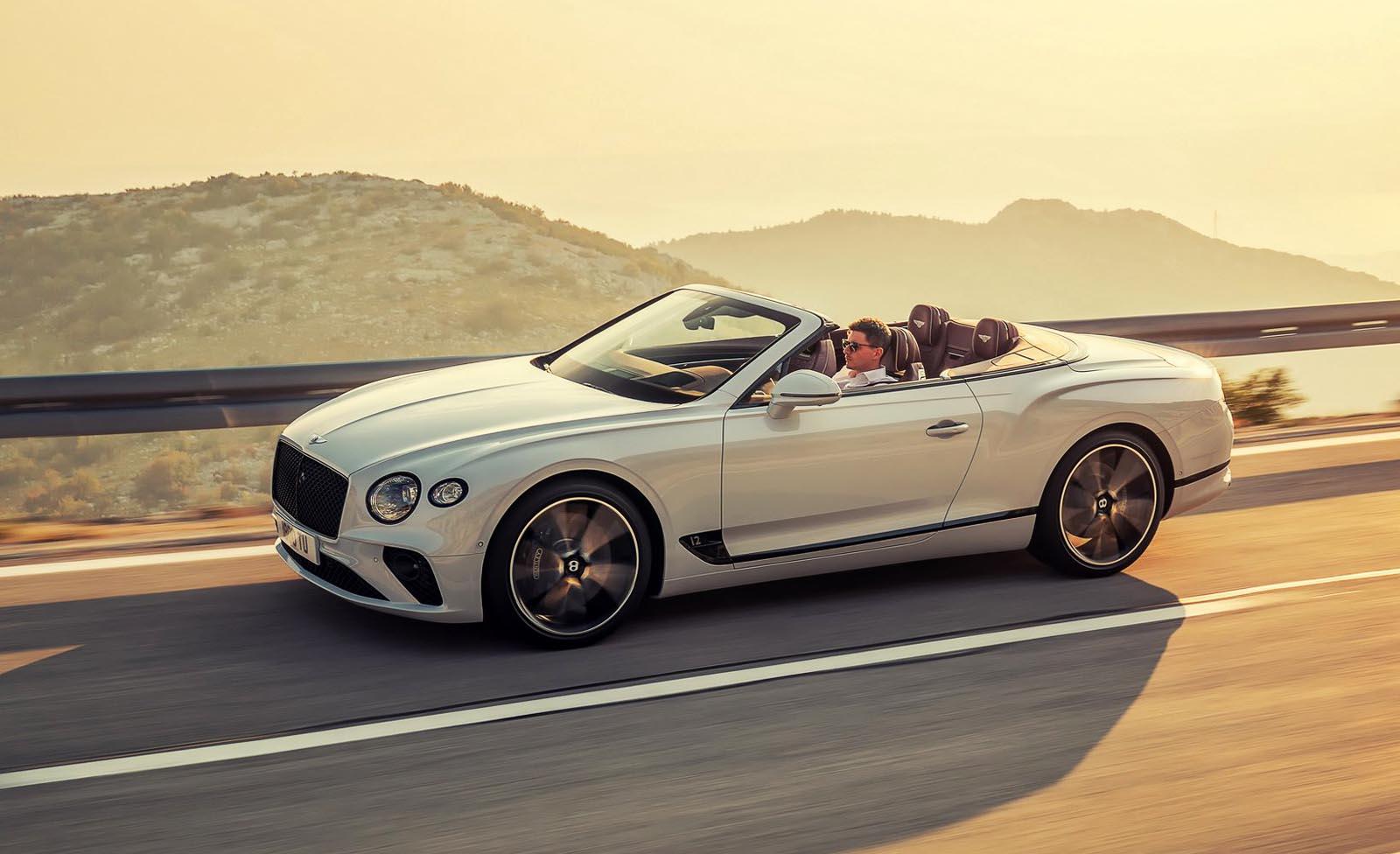 Photo of Η Bentley Continental GT Convertible έτοιμη για το L.A.