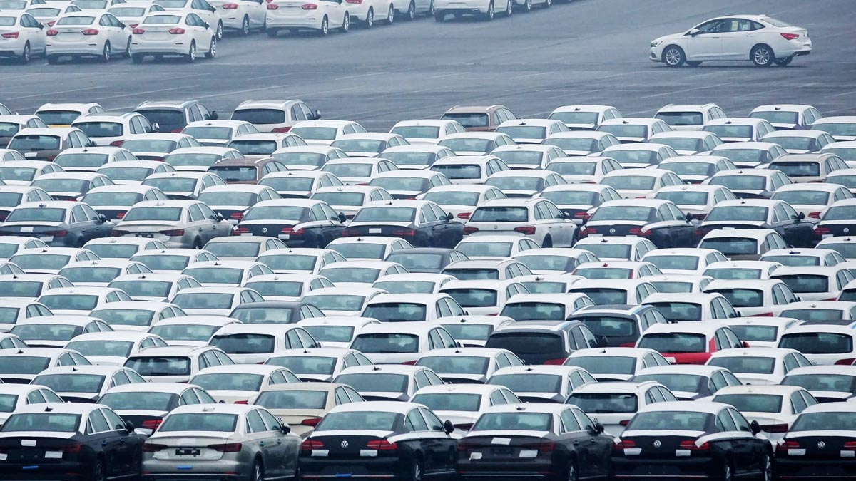 Photo of Αγορά αυτοκινήτου: Στο +4,5% ο Ιούνιος