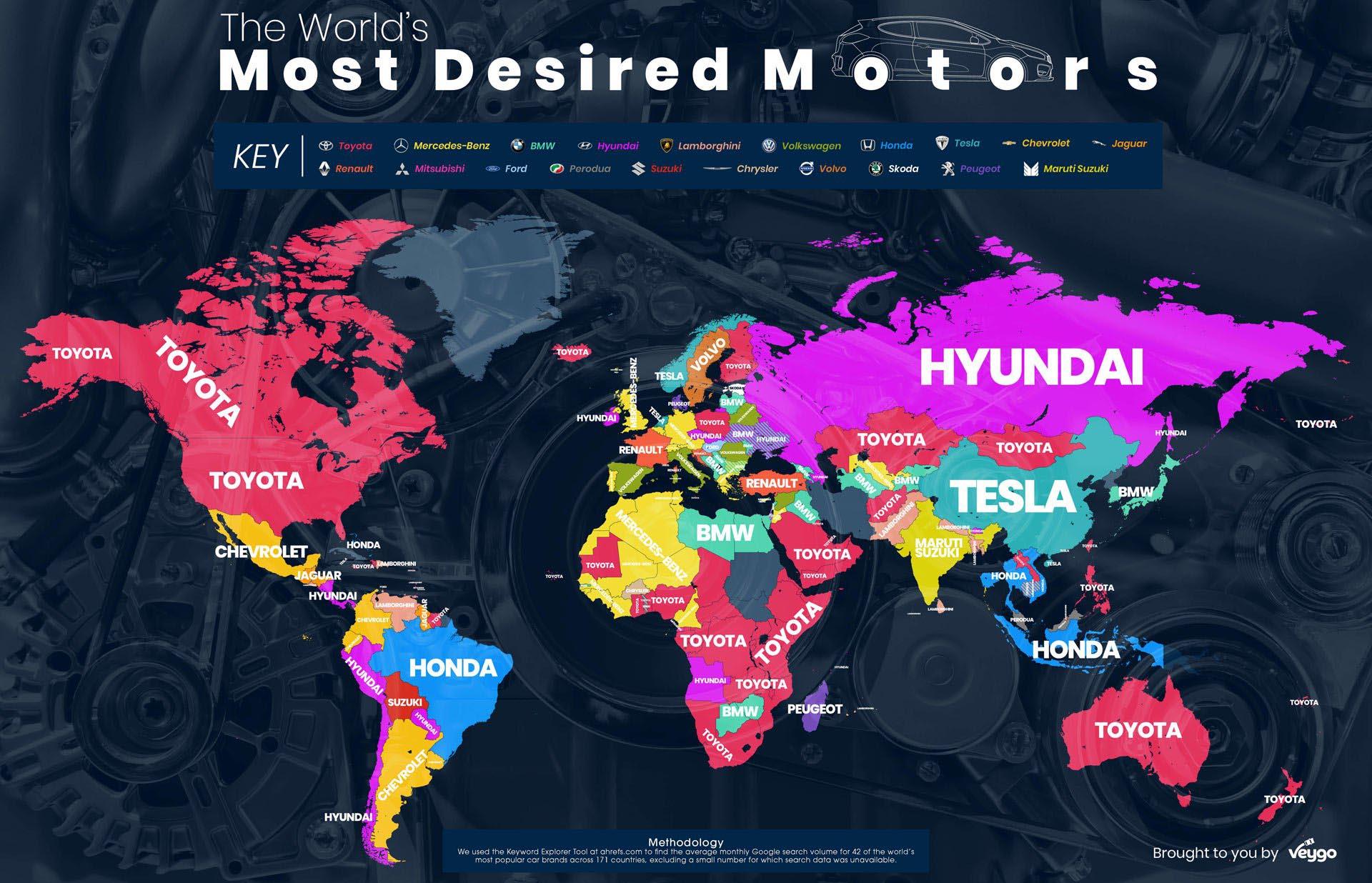 Photo of Η Toyota έχει την μεγαλύτερη αναζήτηση στην Google