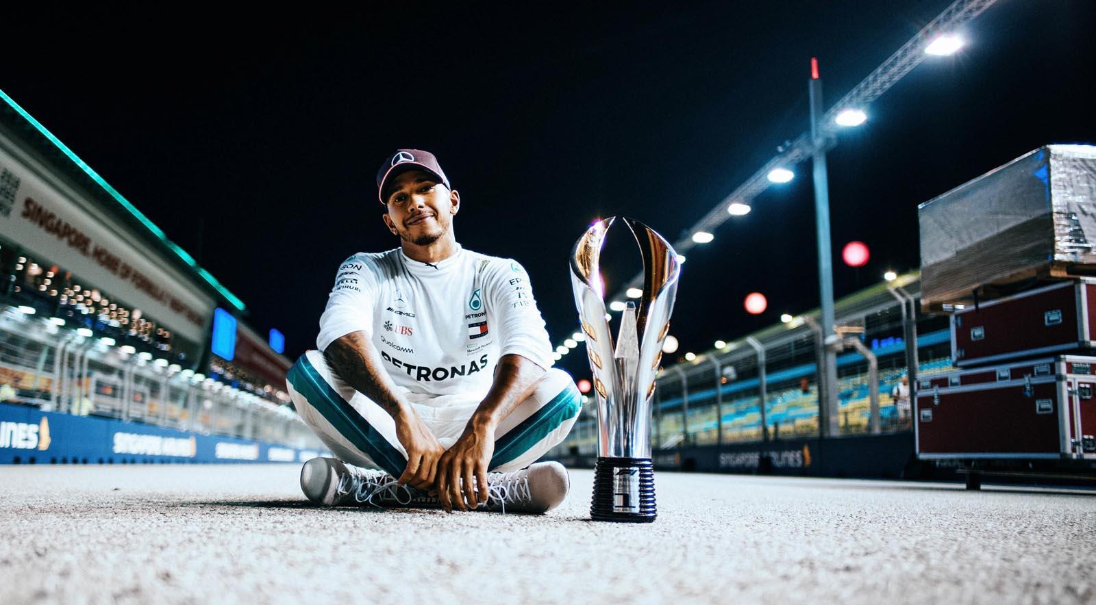 Photo of Lewis Hamilton: Όταν μιλουν τα νούμερα…