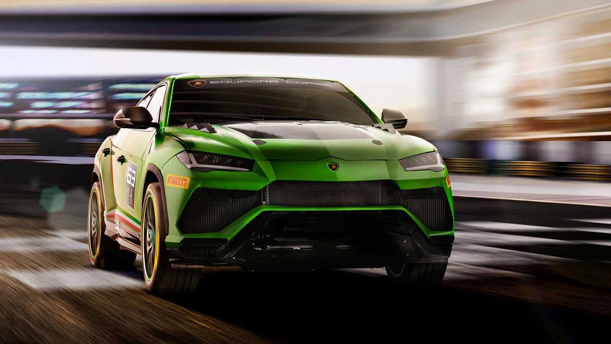Photo of Η Squadra Corsa παρουσιάζει την Lamborghini Urus ST-X