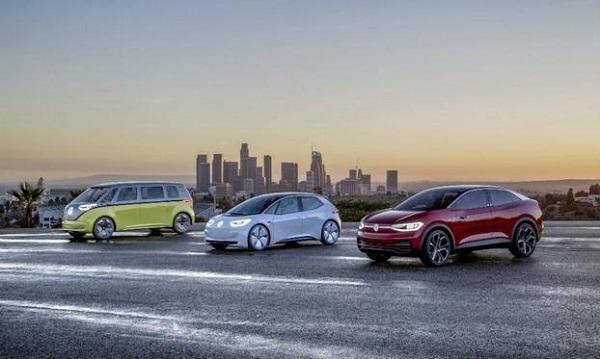 Photo of Πιθανή συνεργασία Ford-VW σε πλατφόρμες EV