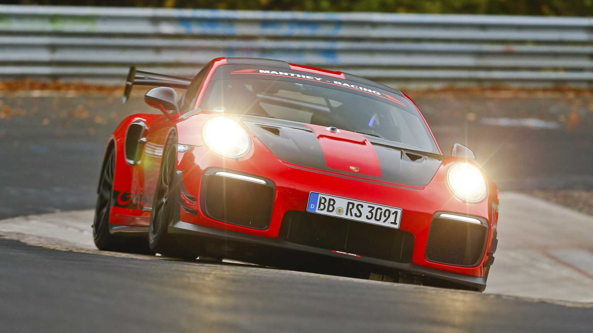Photo of Η Porsche χτύπησε το ρεκόρ της Lamborghini στο Nürburgring [vid]