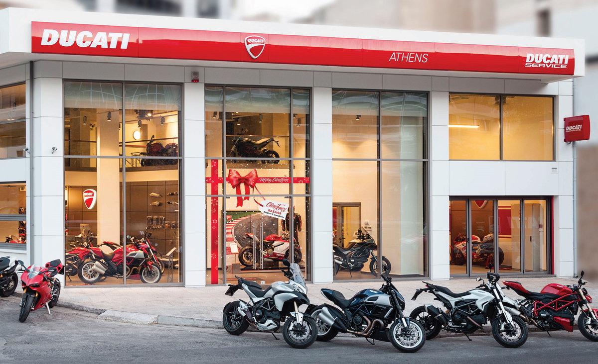 Photo of Εορταστικό Bazaar της Ducati για είδη ένδυσης- εξοπλισμού αναβάτη στις 8 Δεκεμβρίου
