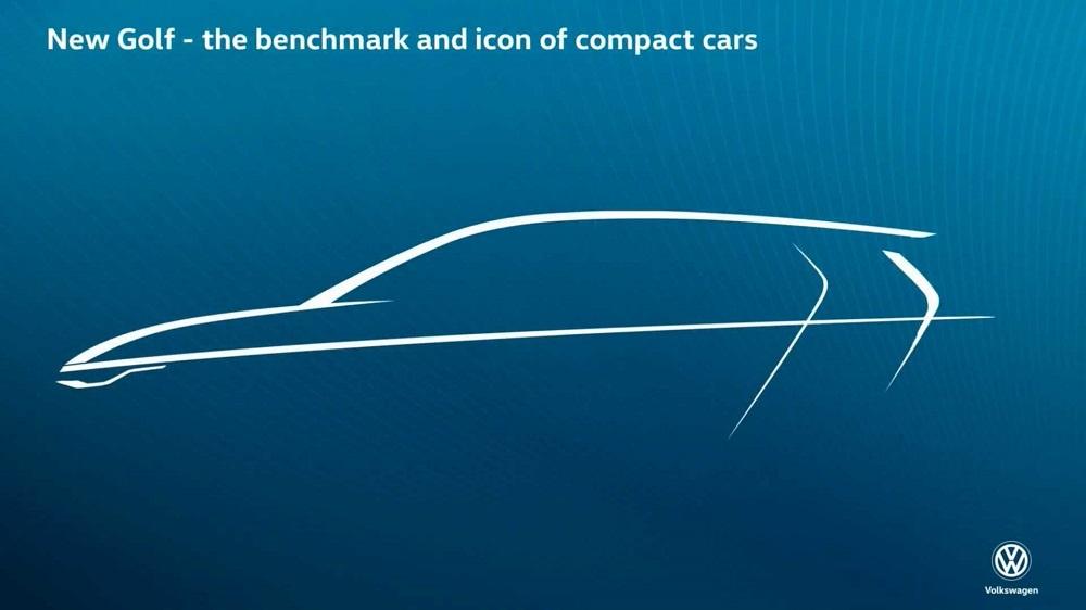 Photo of Πρώτο teaser για το επόμενο VW Golf