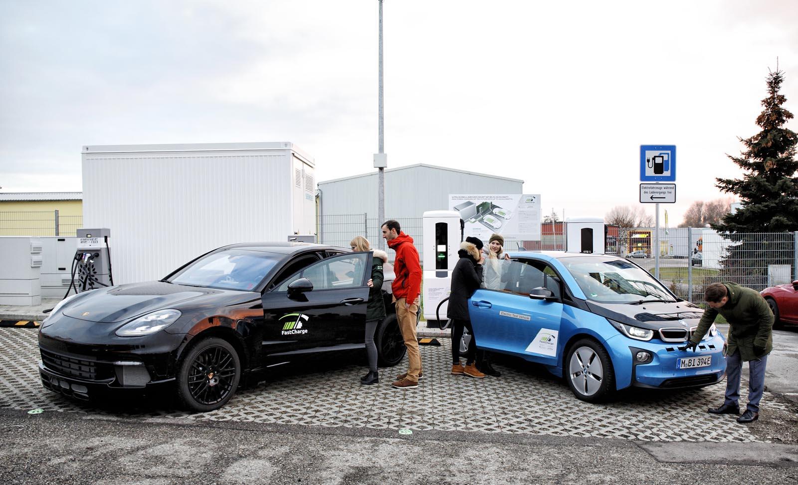 Photo of Porsche & BMW: Φόρτιση μέσα σε 3 λεπτά!
