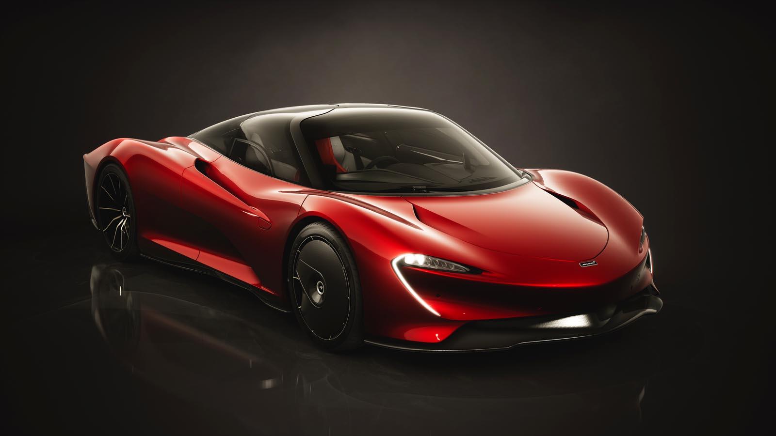 Photo of H McLaren ανακοίνωσε τρεις μοναδικές Speedtail!