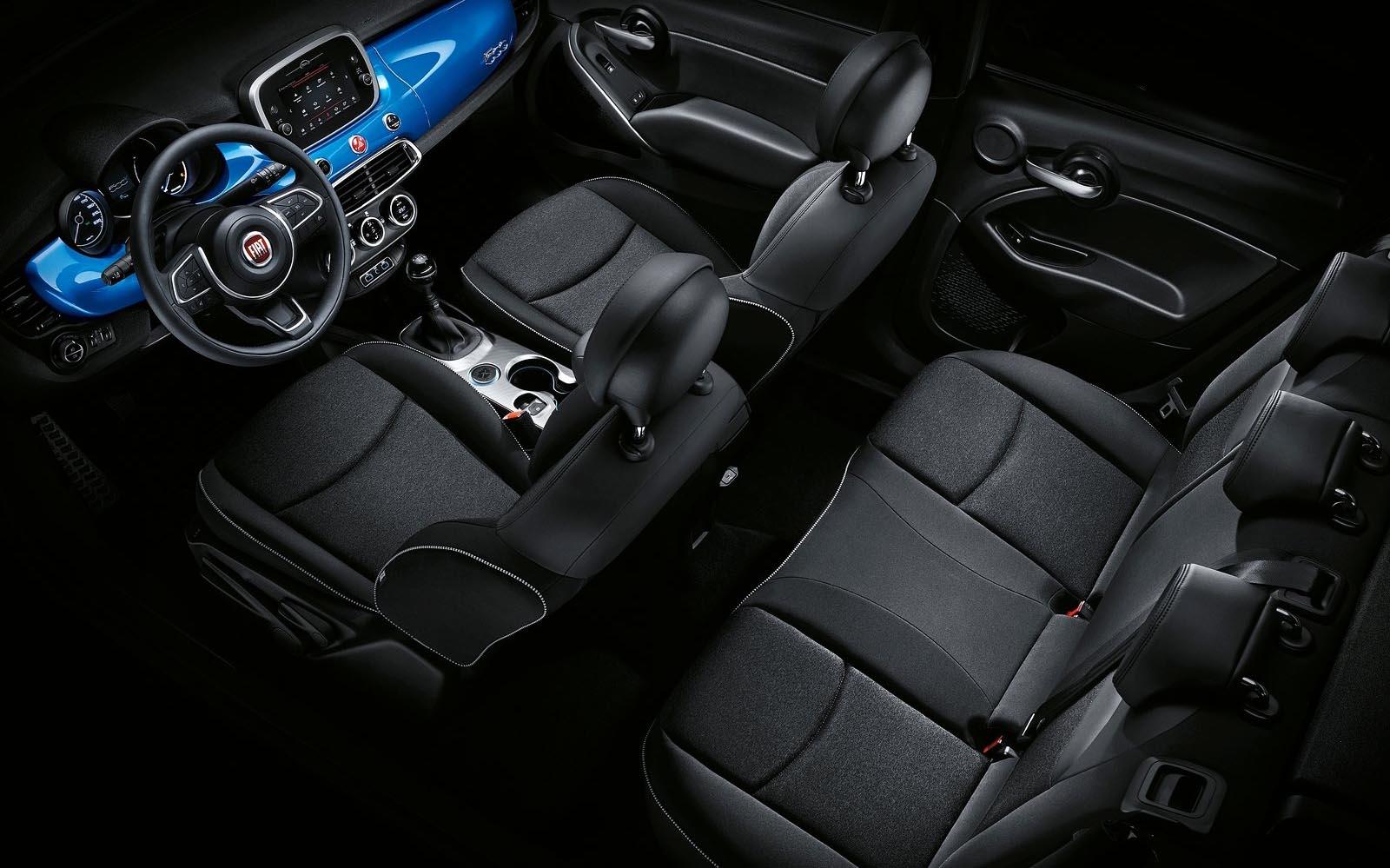 Photo of Ανάκληση FIAT 500Χ για έλεγχο των ζωνών ασφαλείας των πίσω καθισµάτων
