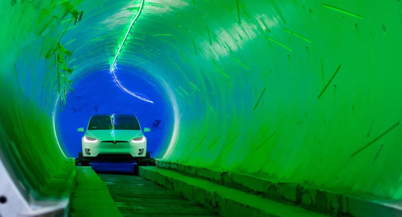 Photo of Ο Elon Musk ανακοίνωσε το υπόγειο Loop στο Los Angeles
