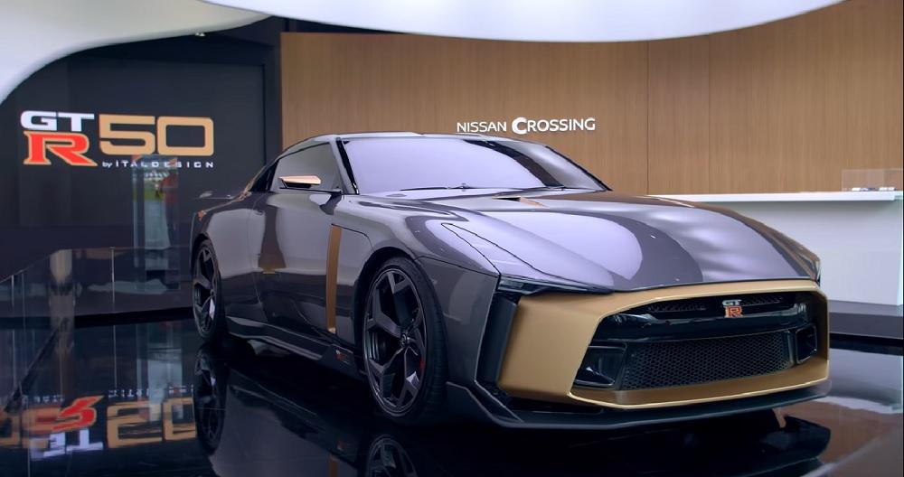 Photo of Το απόλυτο Nissan GT-R50 by Italdesign στην παραγωγή [vid]