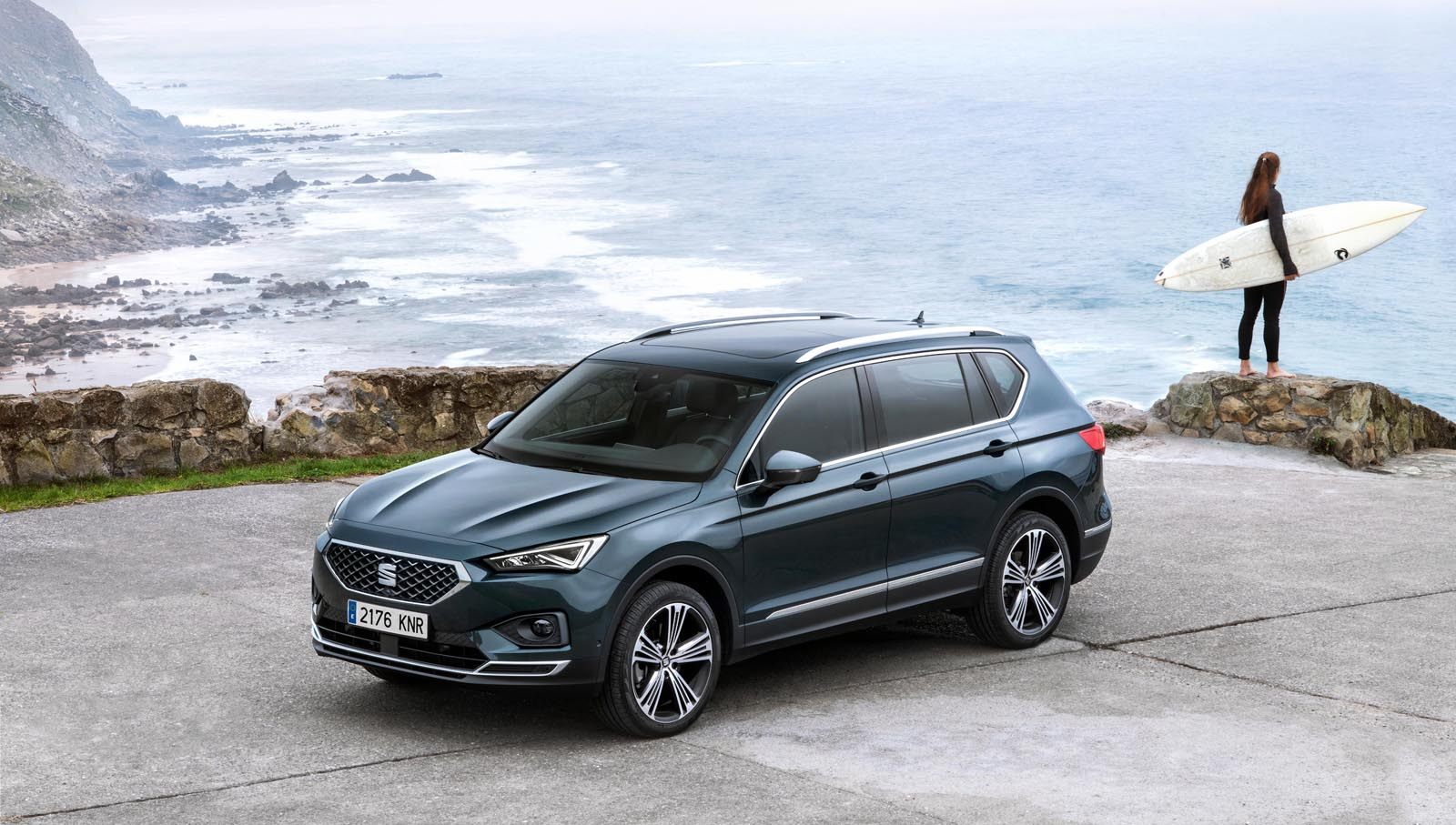 Photo of Με το Seat Tarraco στην Ισπανία [first drive]