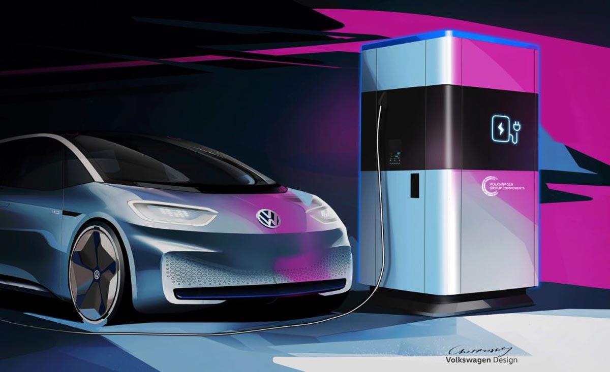 Photo of Power bank για ηλεκτρικά αυτοκίνητα από την Volkswagen