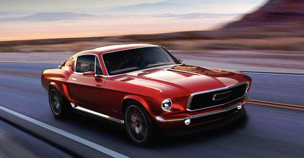Photo of H Avian Motors θέλει μια ηλεκτρική Mustang με 840 άλογα