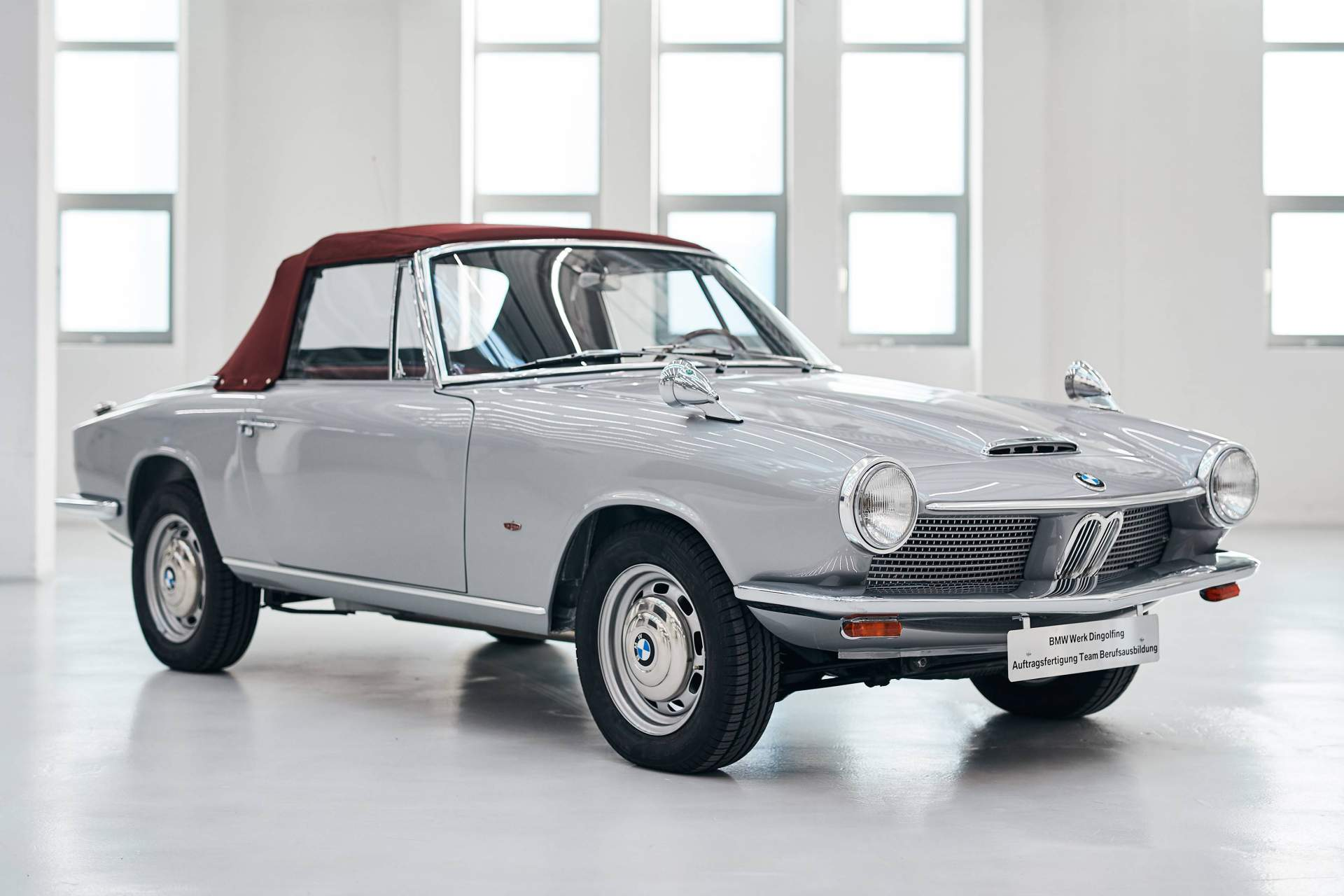 Photo of Ολική επαναφορά για μια ΒΜW 1600 GT Convertible