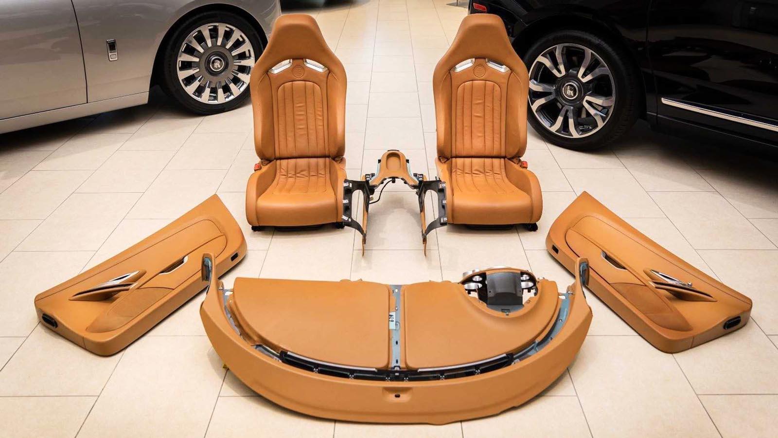 Photo of Ένα σαλόνι της Bugatti Veyron κοστίζει όσο περίπου μία Porsche 911!