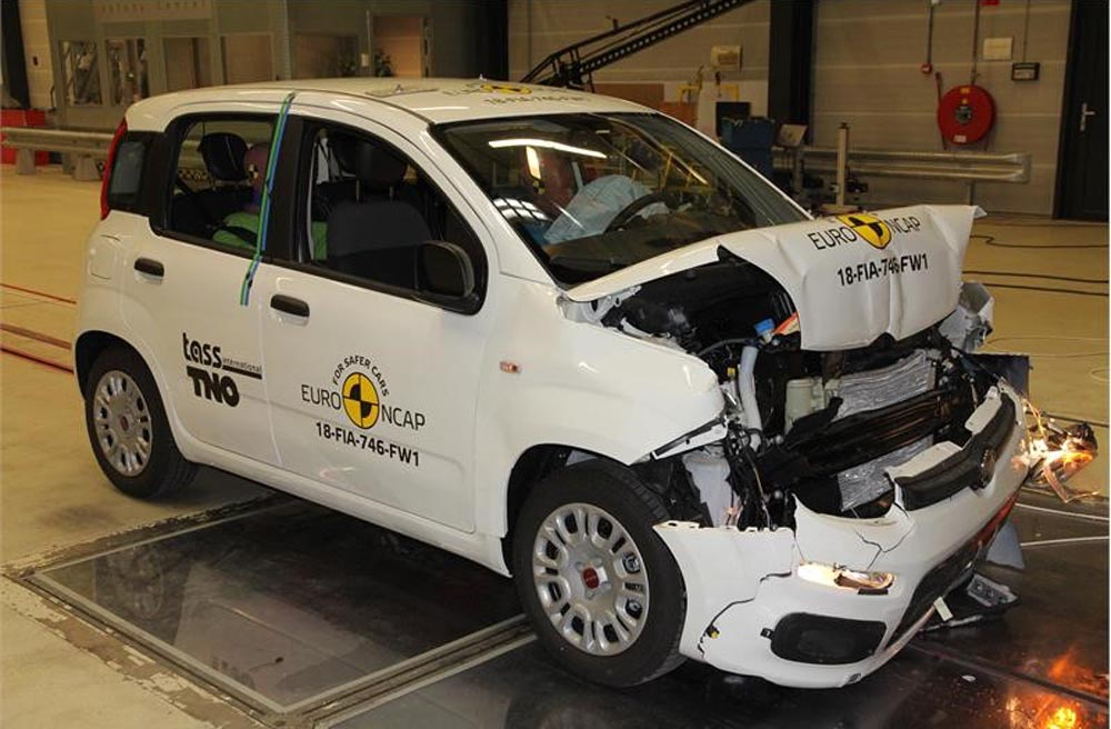 Photo of Euro NCAP: Ποιο μοντέλο δεν πήρε κανένα αστέρι; [vid]