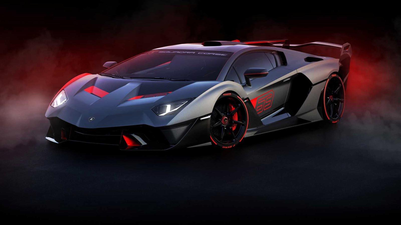 Photo of Υβριδική το 2020 η νέα Lamborghini Aventador