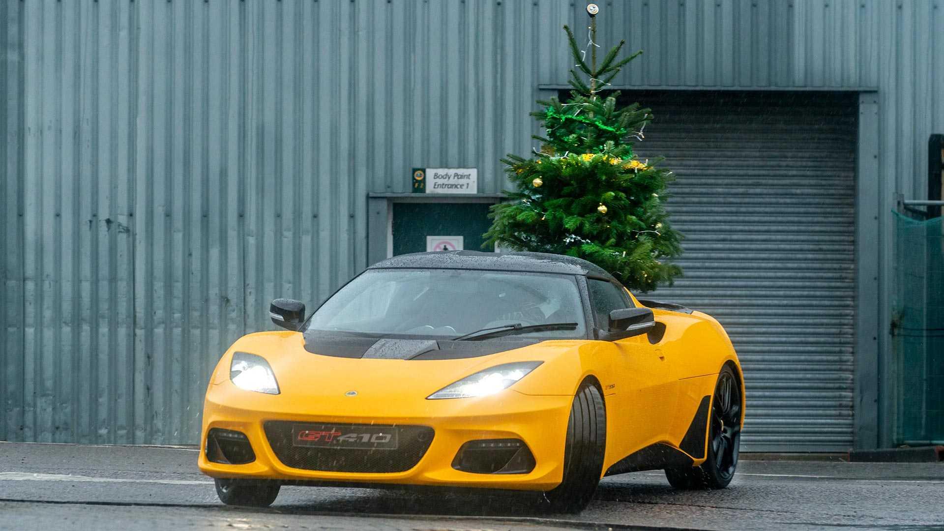 Photo of Η Lotus μας εύχεται Καλά Χριστούγεννα [vid]