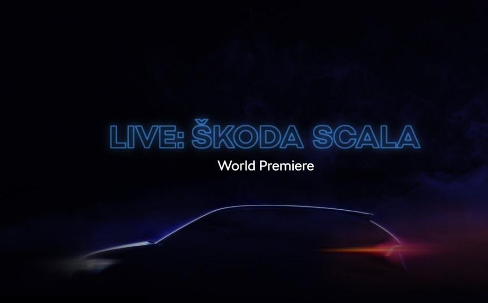 Photo of Live στις 19:30 η παρουσίαση του νέου Skoda Scala [vid]