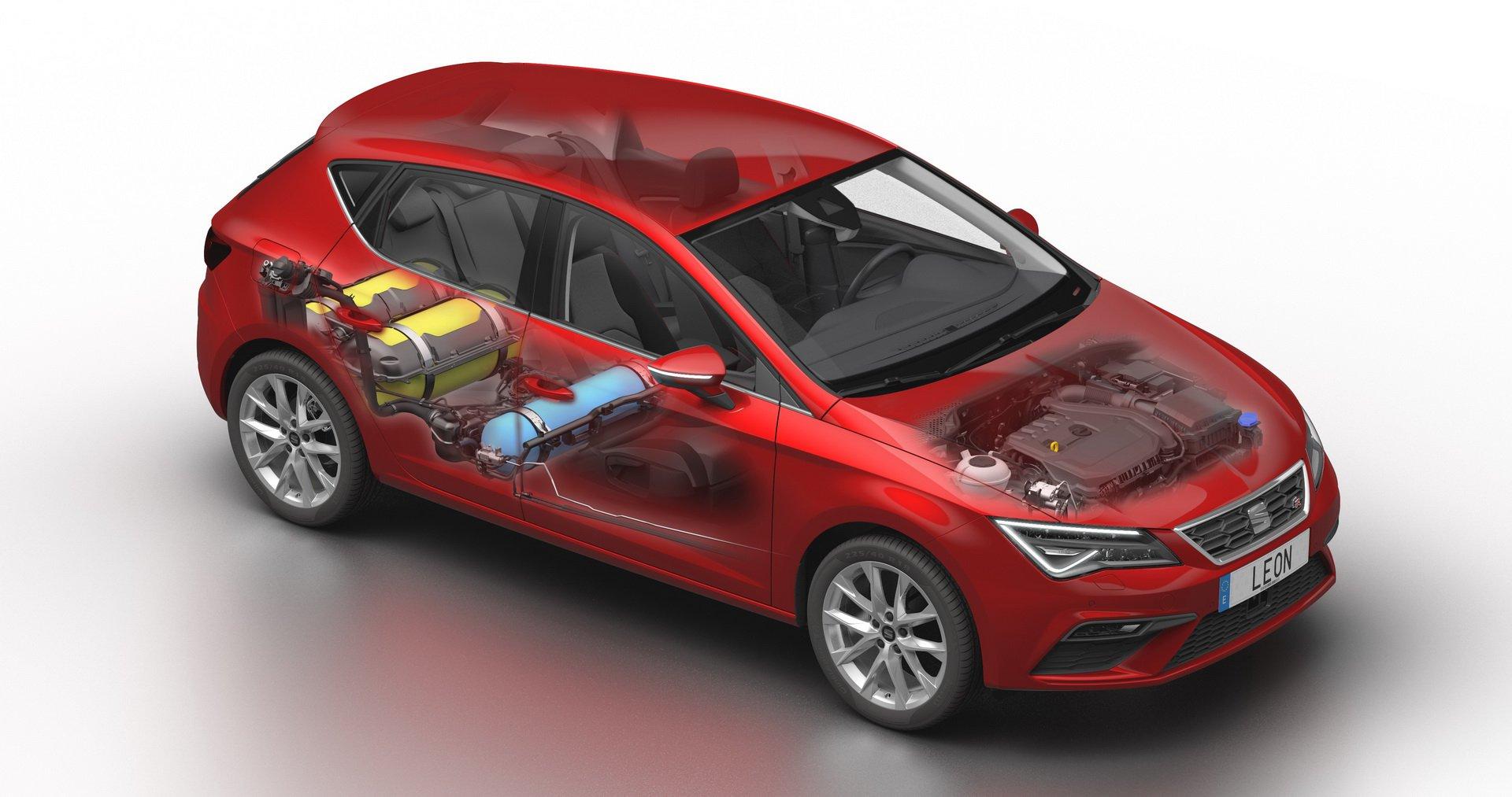 Photo of Seat Leon 1.5 TGI με φυσικό αέριο