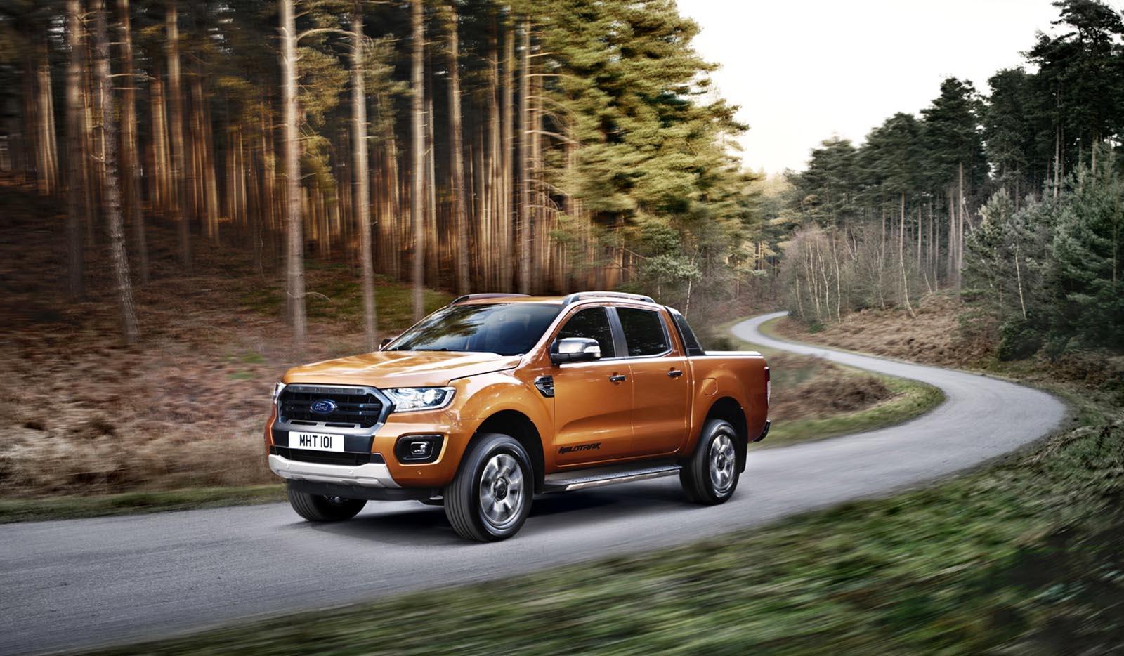 Photo of Ανανεωμένο και ισχυρότερο το Ford Ranger