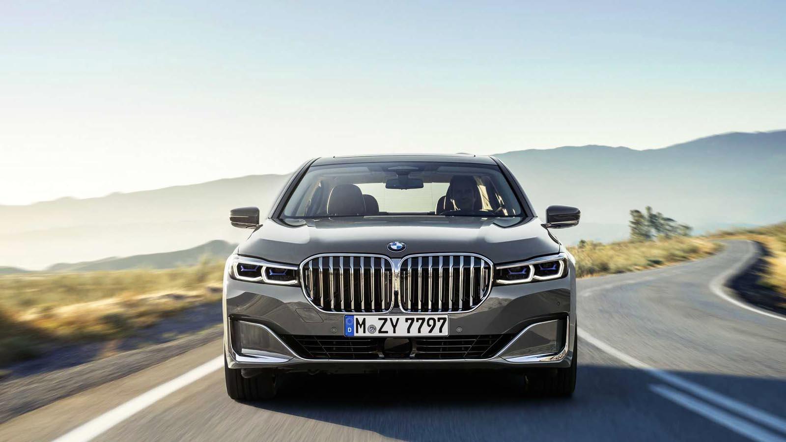 Photo of Νέα BMW 7 με ακόμη μεγαλύτερη μάσκα και νέα V8 έκδοση [vid]