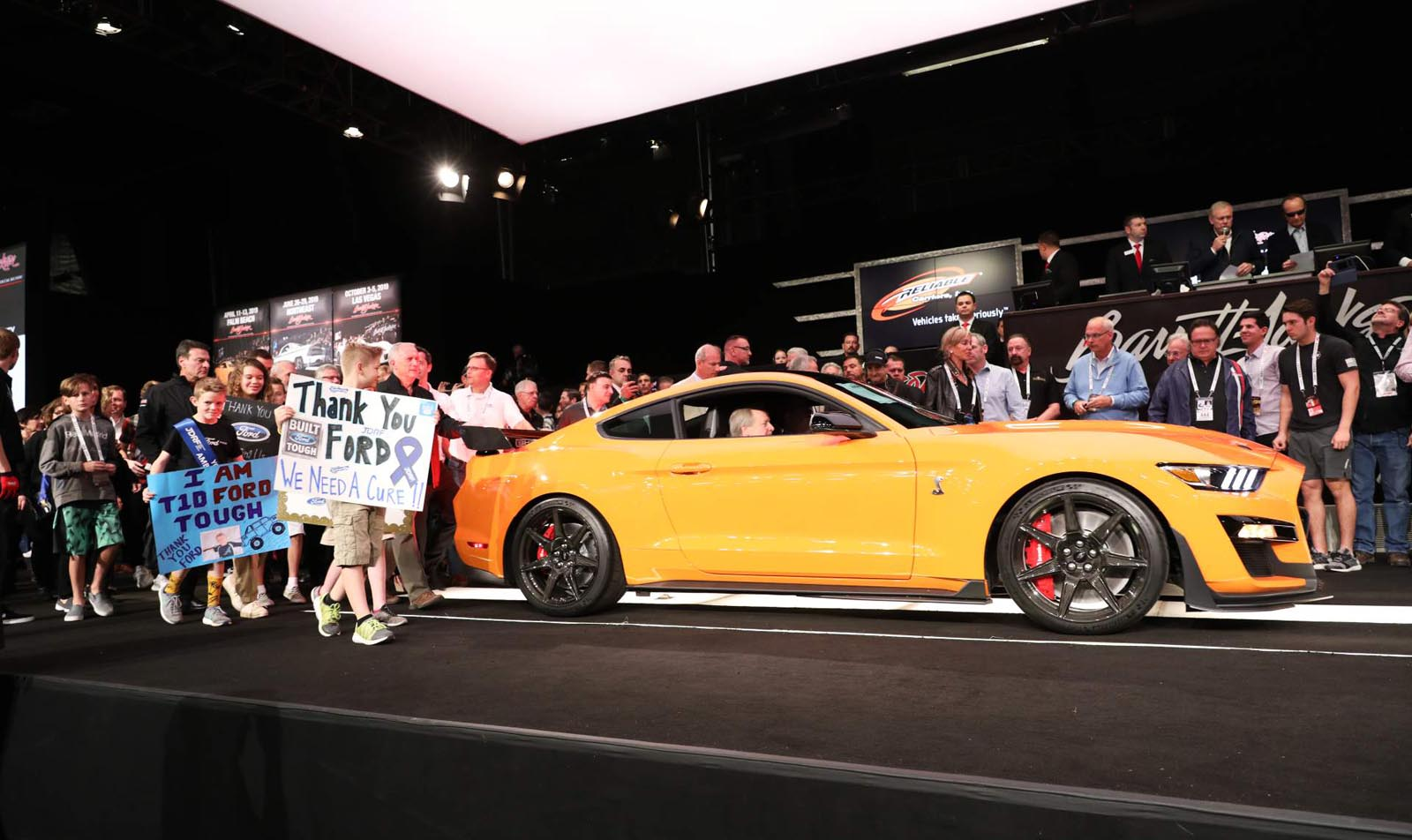 Photo of Πόσο πωλήθηκε η πρώτη Ford Mustang Shelby GT500;