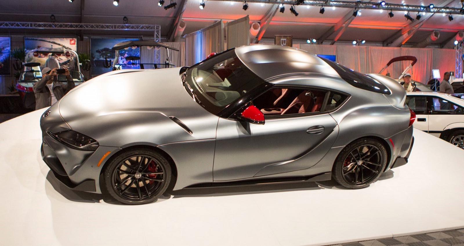 Photo of H πρώτη Toyota Supra πουλήθηκε για 2,1 εκ. δολάρια!
