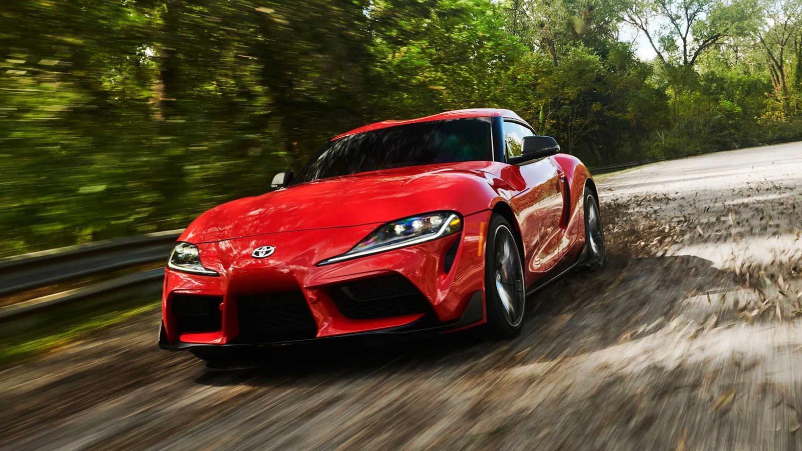 Photo of Επίσημο ντεμπούτο για τη νέα Toyota Supra [vid]