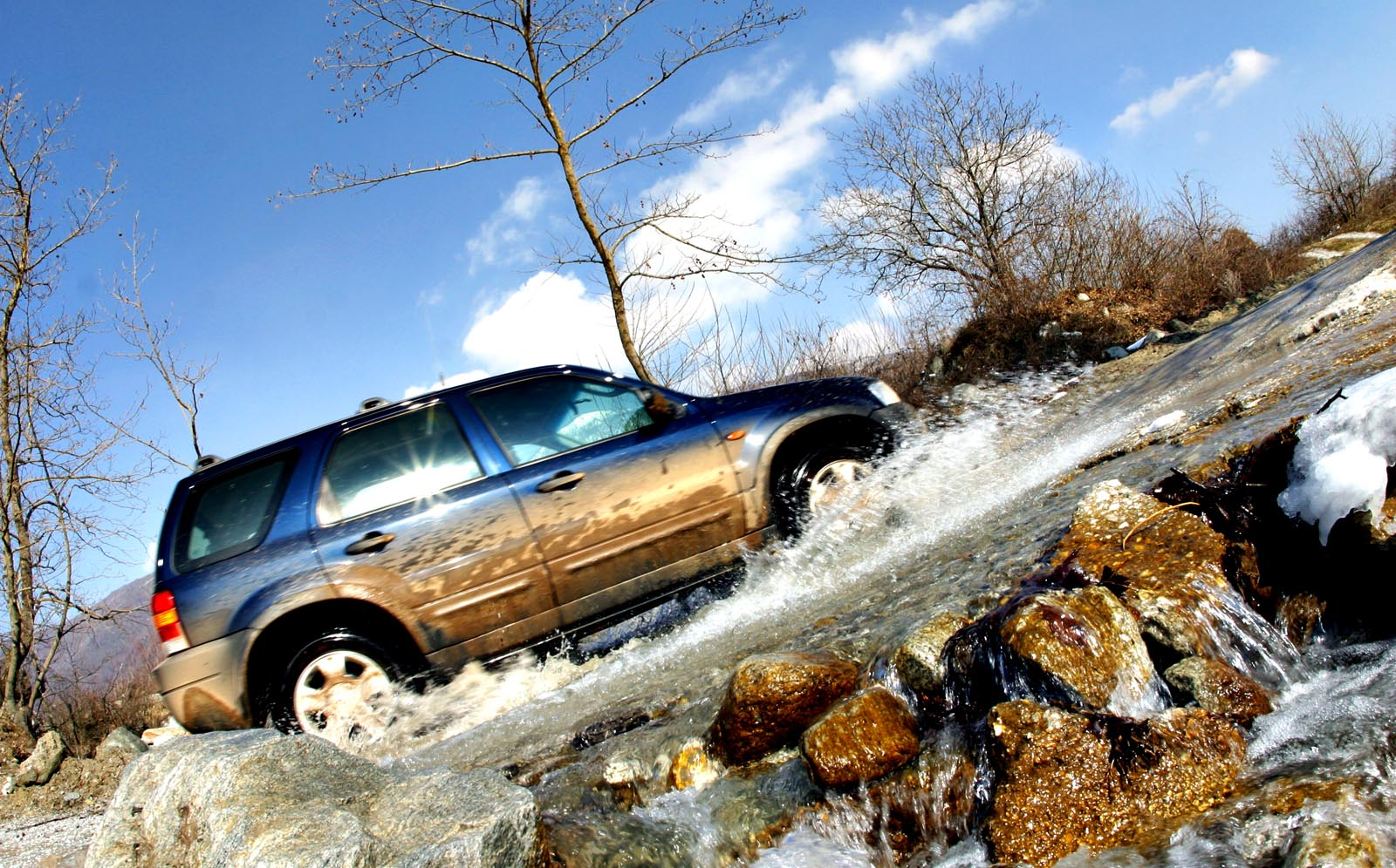 Photo of SUV & 4×4: Οδηγός επιβίωσης για off-road δίχως απρόοπτα!
