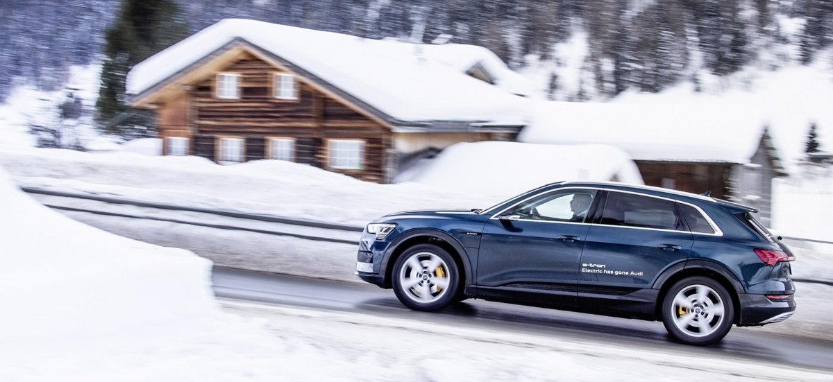 Photo of Το Audi e-tron πρωταγωνιστεί στο Παγκόσμιο Οικονομικό Φόρουμ του Νταβός