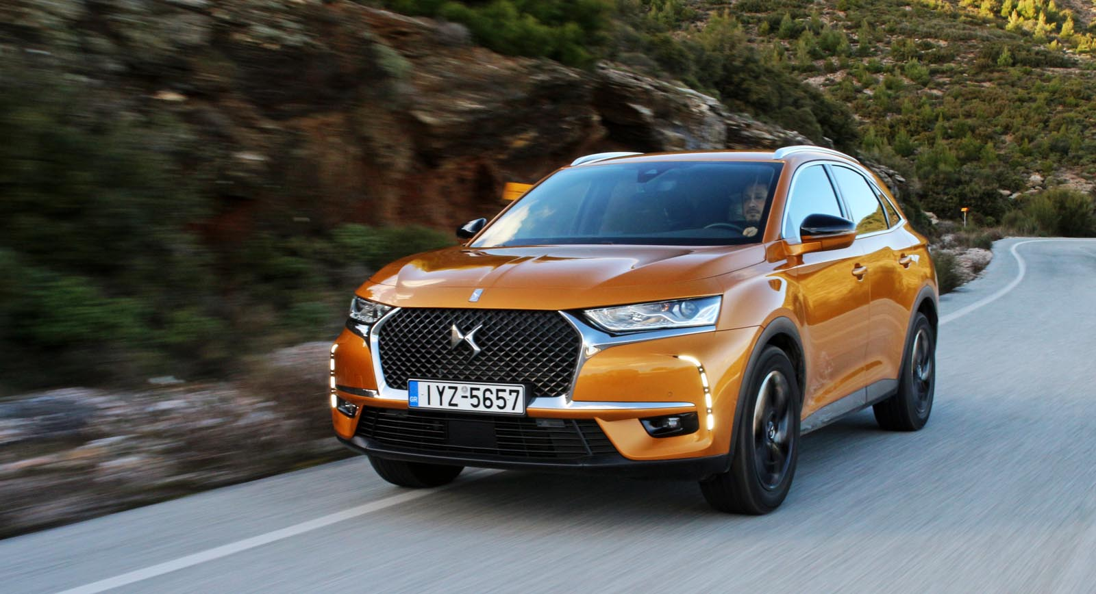 Photo of DS 7 Crossback 1.5 BlueHDi 130 [test drive]