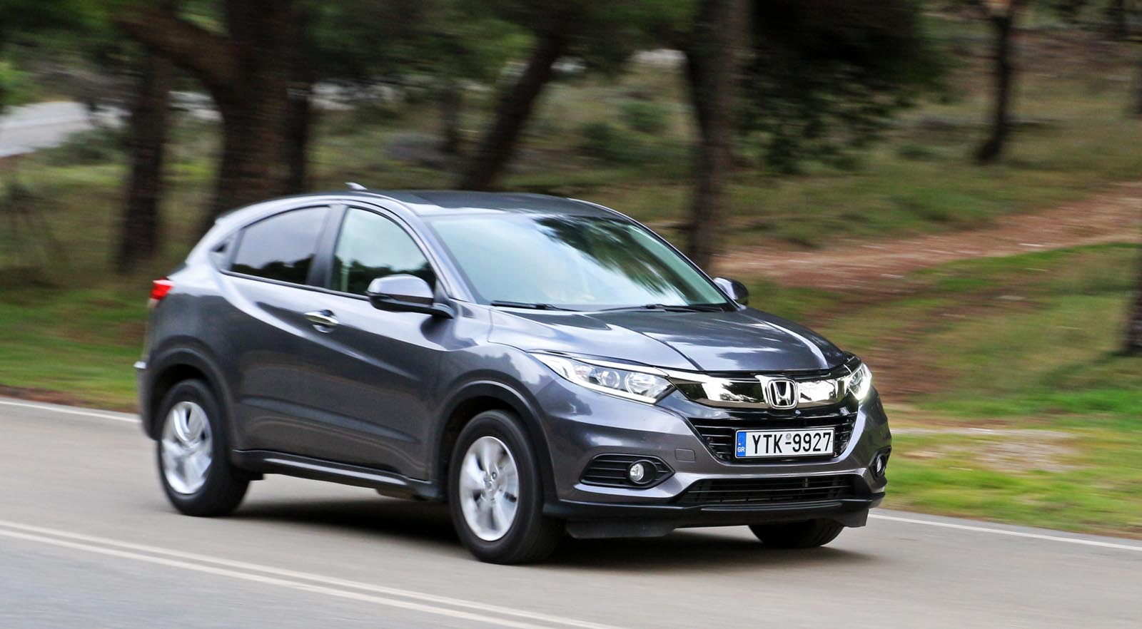 Photo of Honda HR-V 1.5 i-VTEC CVT [test drive]