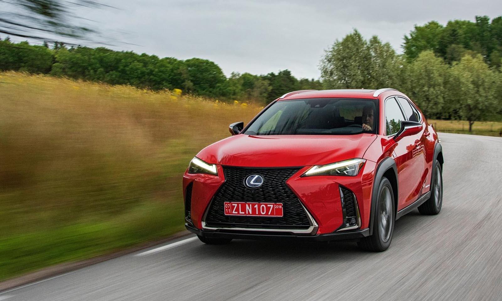 Photo of Νέο Lexus UX από 38.450€