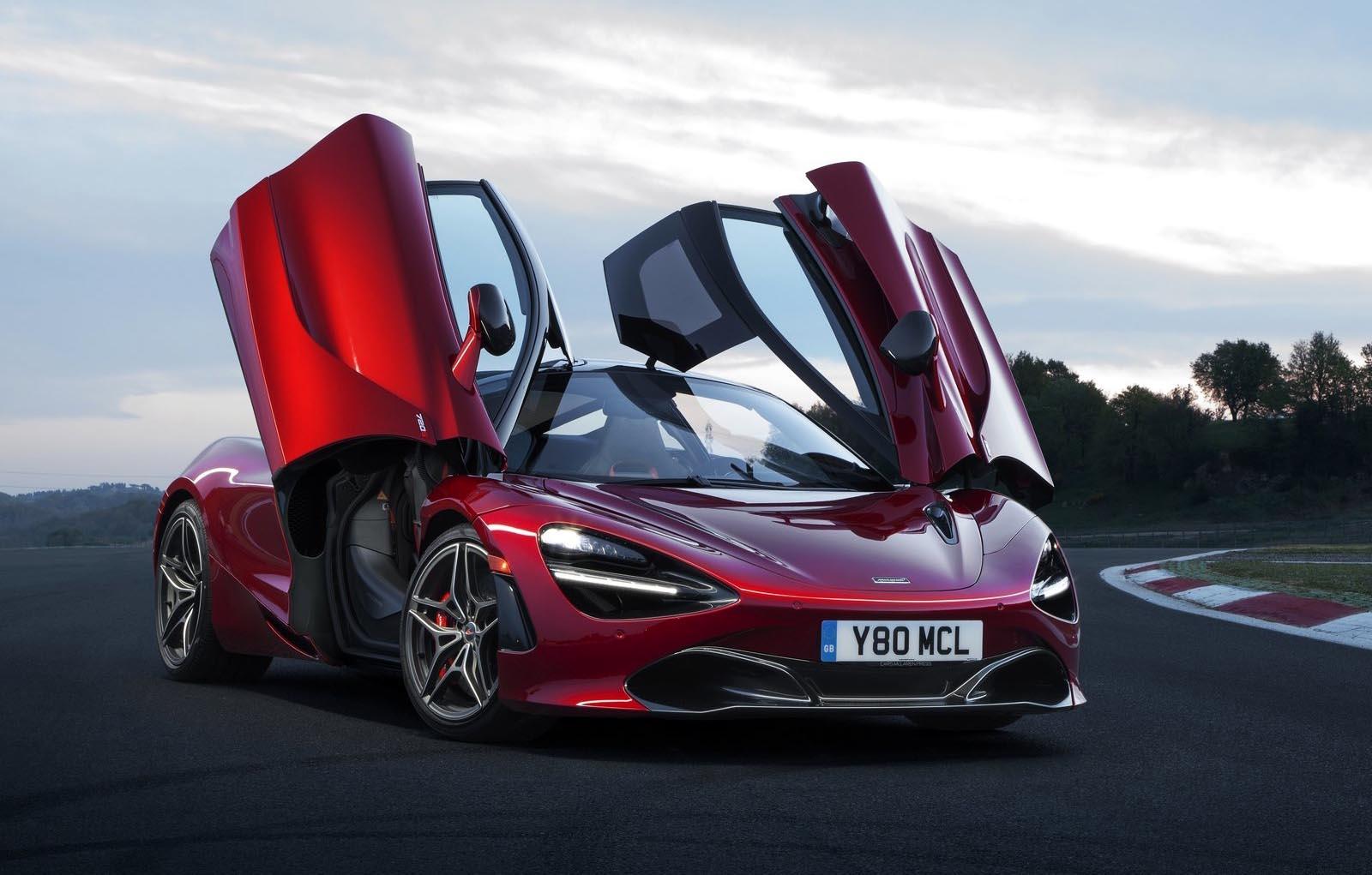Photo of McLaren: Νέο ρεκόρ πωλήσεων το 2018