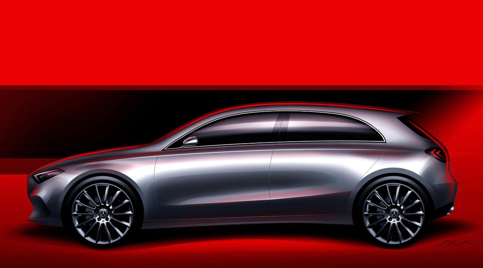 Photo of Στα σκαριά η Mercedes A-City που θα κοστίζει 22.000 ευρώ