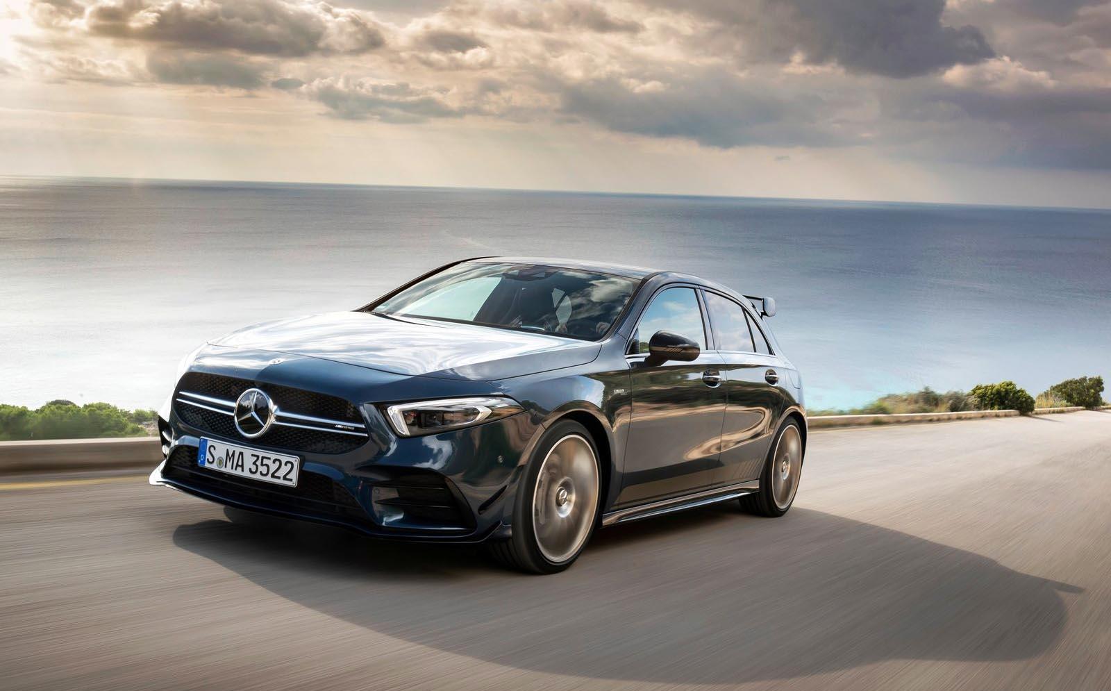 Photo of Πόσα άλογα θα έχει τελικά η νέα Mercedes-AMG A45;