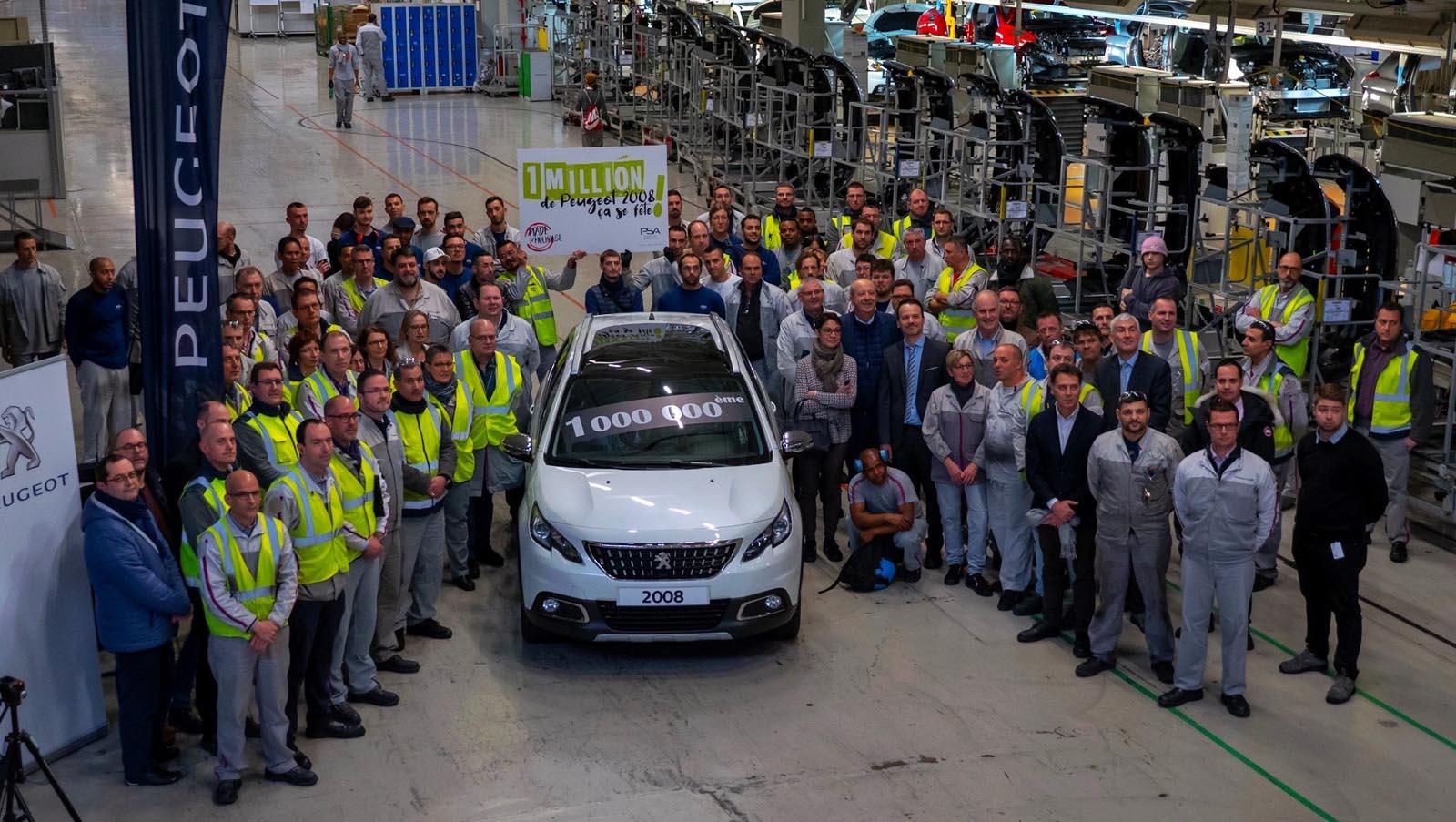 Photo of Το Peugeot 2008 ξεπέρασε το 1 εκατομμύριο!
