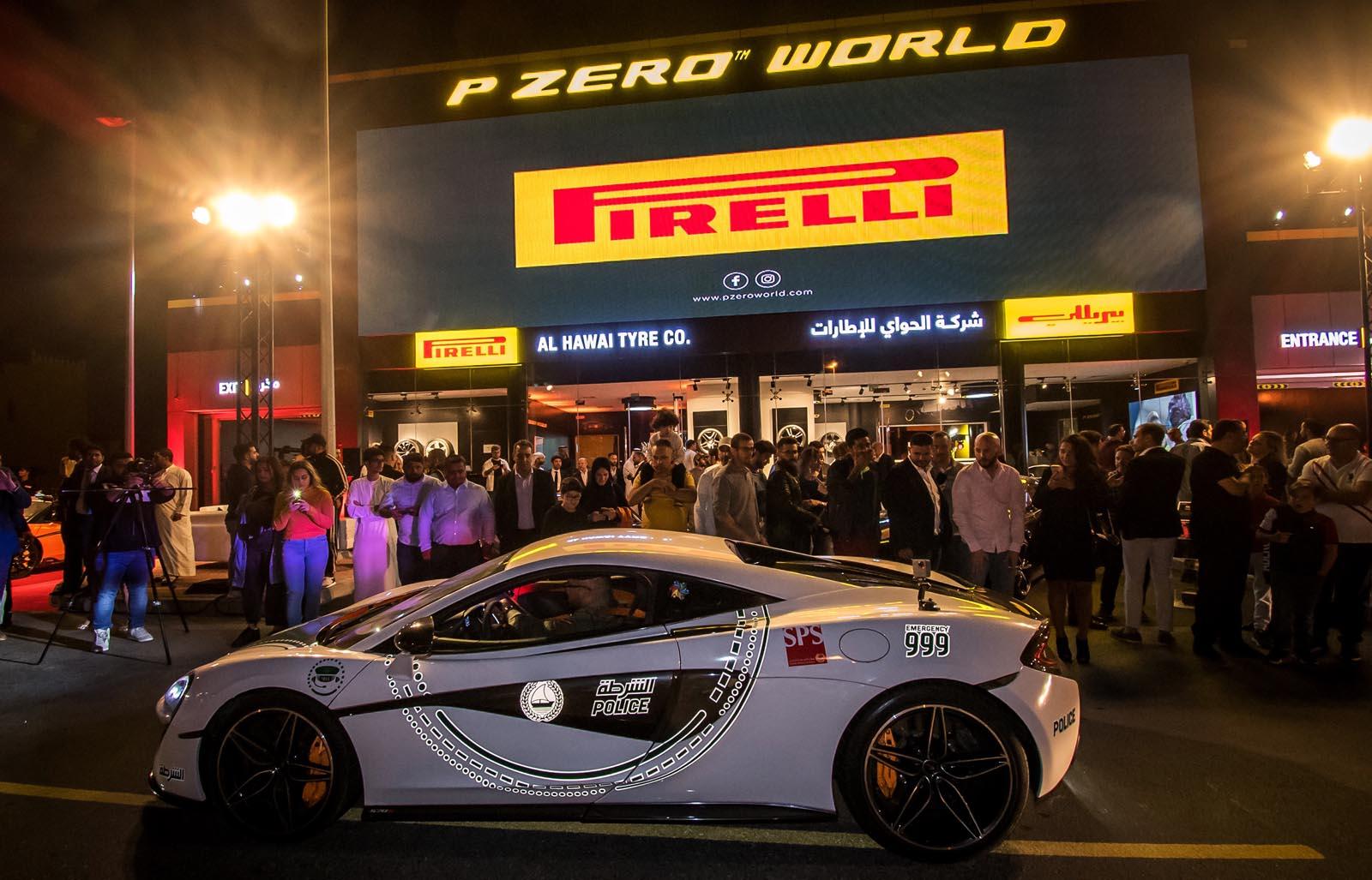 Photo of Pirelli: Νέο κατάστημα P Zero World στο Ντουμπάι