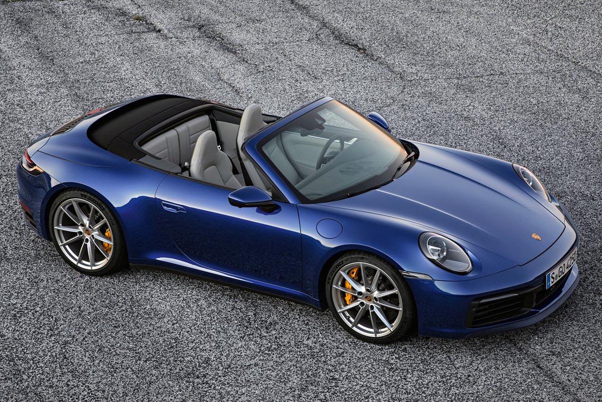 Photo of Αυτή είναι η νέα Porsche 911 Cabriolet!