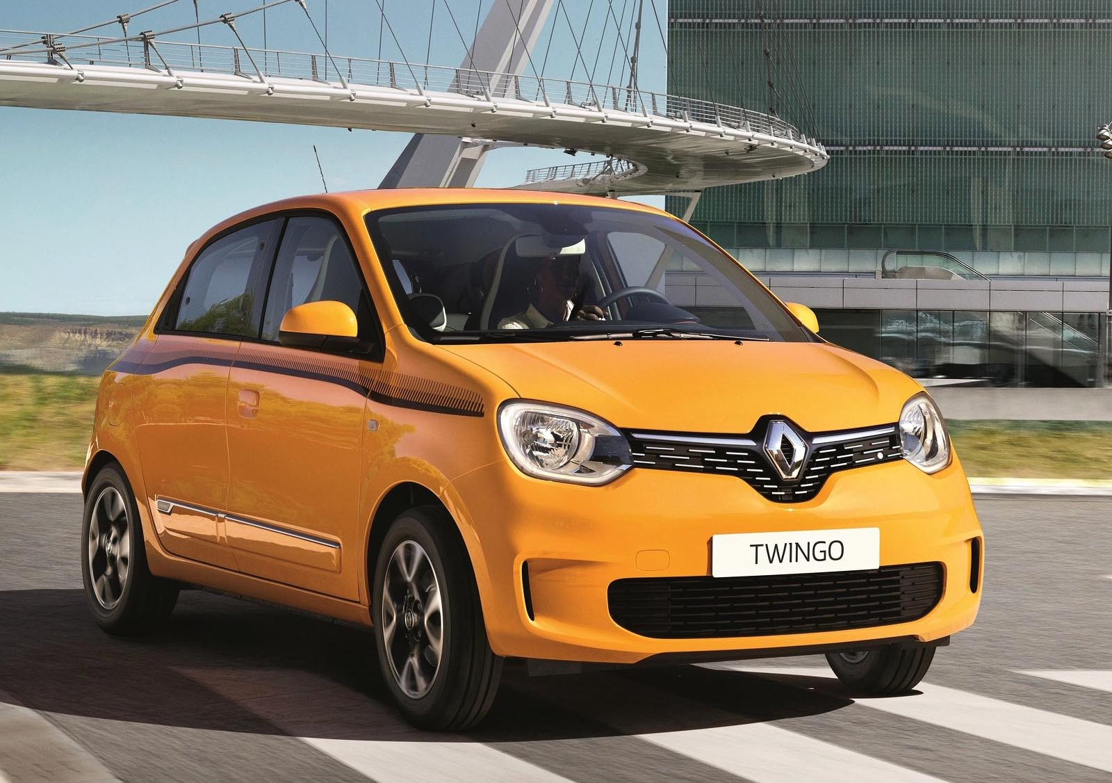 Photo of Ανανέωση για το Renault Twingo!