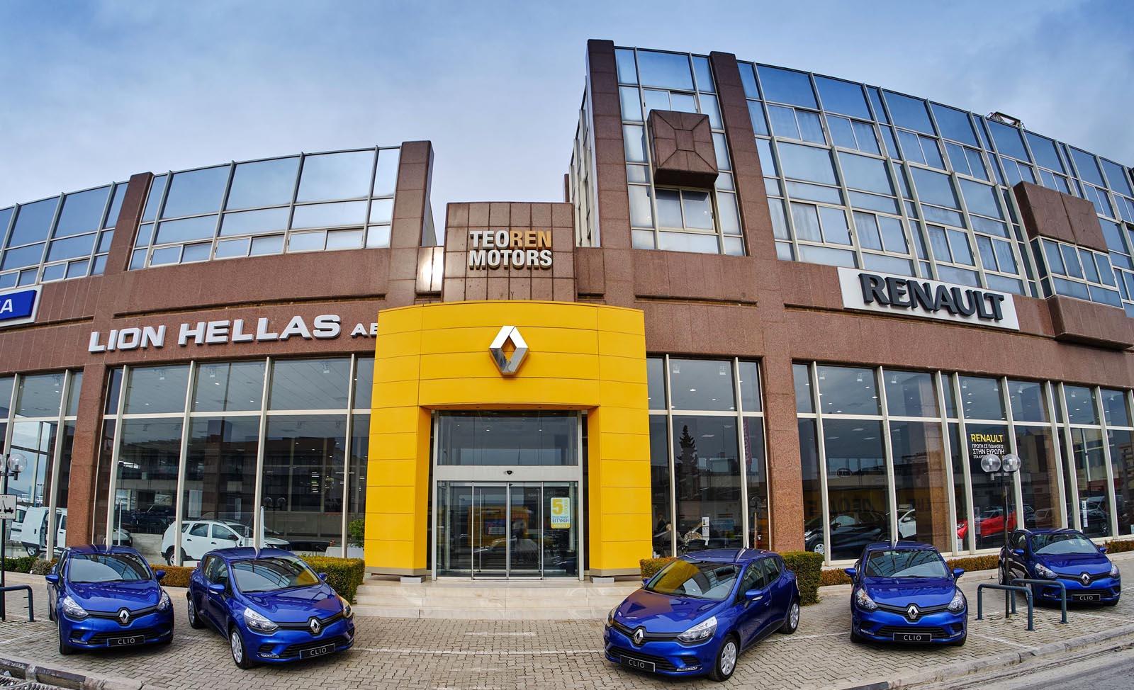 Photo of Renault – Teoren Motors: Παραδόθηκαν τα 5 Renault Clio στους κληρωθέντες πυροπαθείς