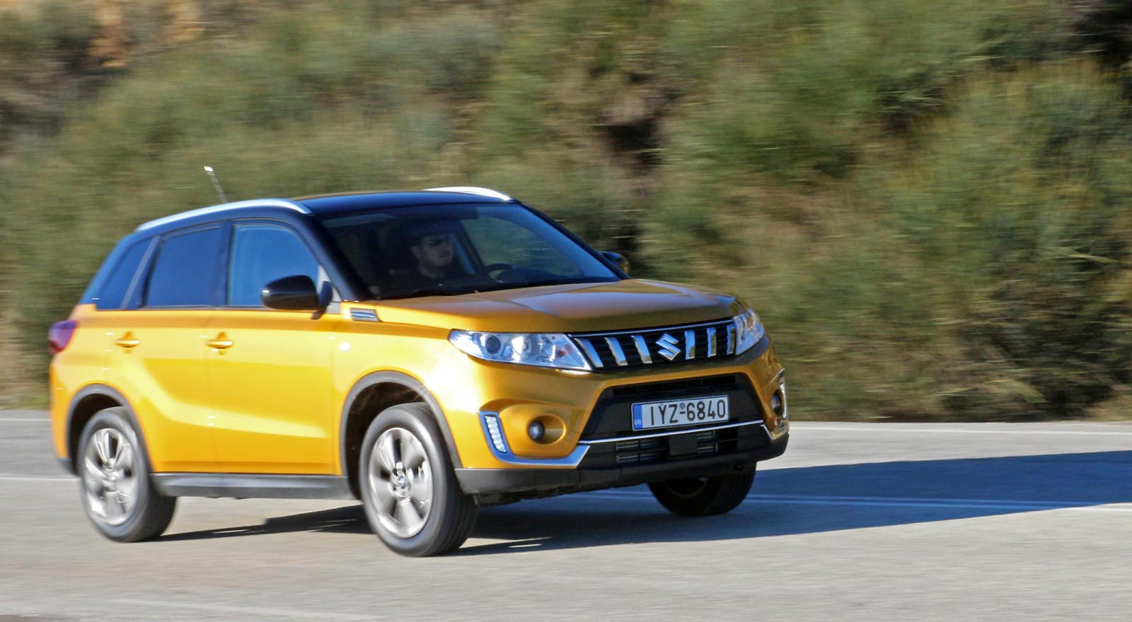 Photo of Suzuki Vitara 1.0 BoosterJet FWD [test drive]