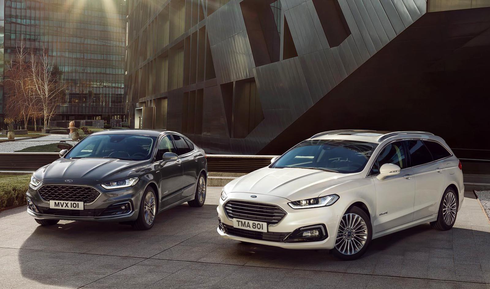 Photo of Ford: Facelift και υβριδική έκδοση για το Mondeo